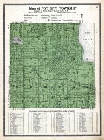 Poy Sippi Township, Waushara County 1914